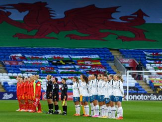 Wales at Cardiff City Stadium