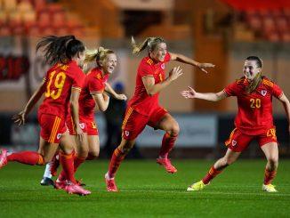 Wales put six past Kazakhstan