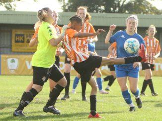 Ashford Town's four-goal Lavana Neufville