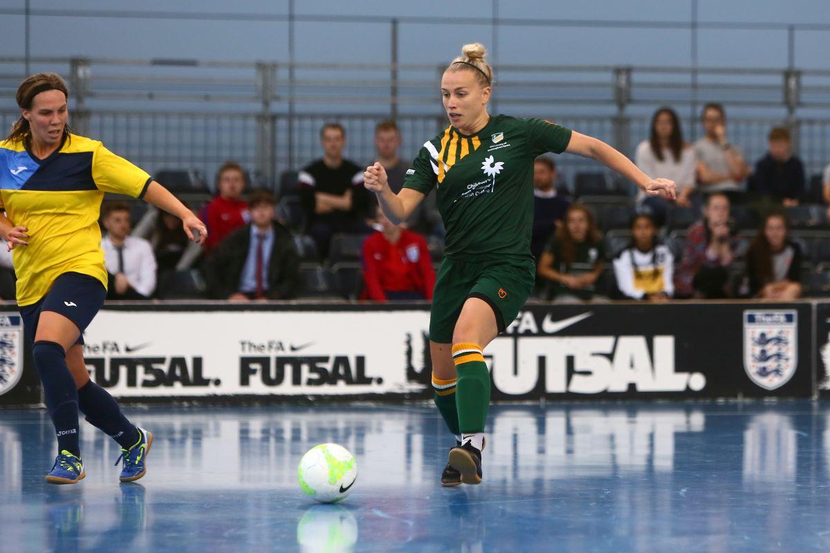 La super series de fútbol sala femenino llega a BT Sport