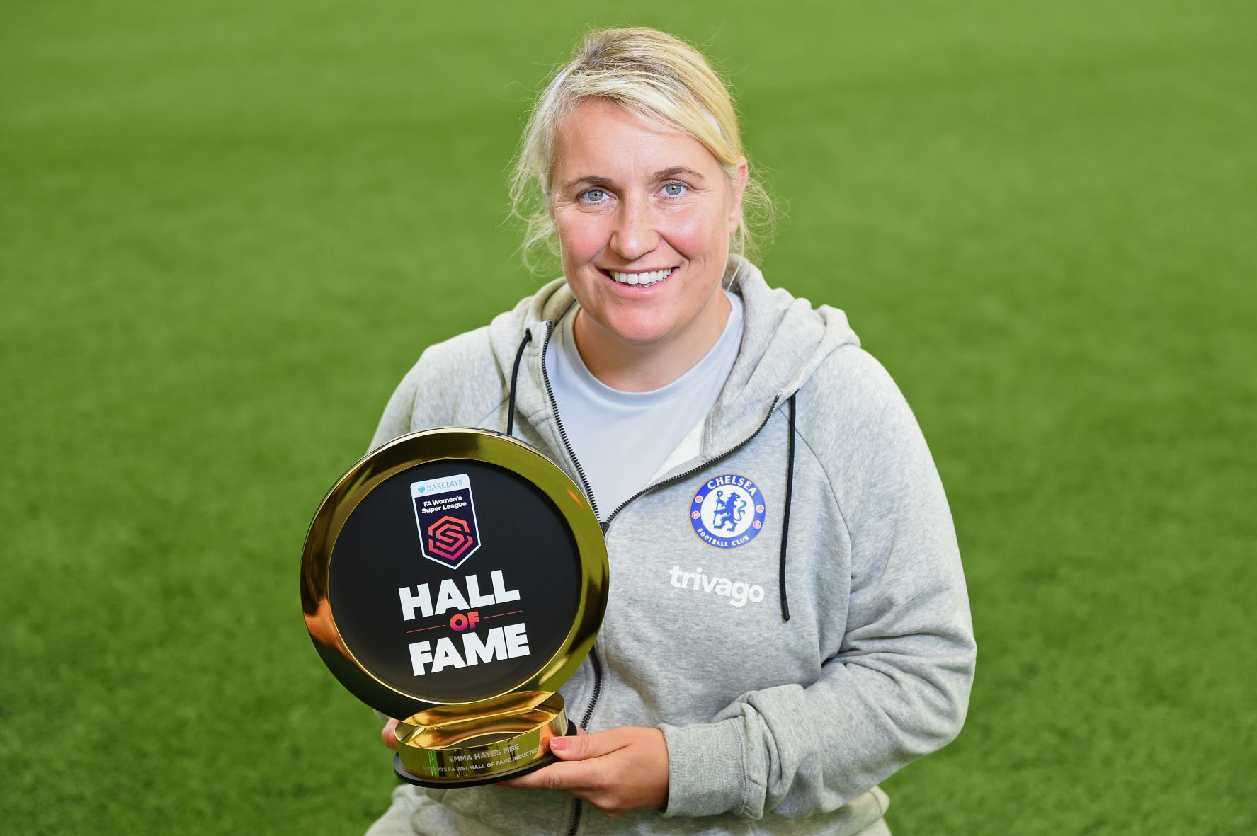 Emma Hayes joins Barclays FA WSL Hall of Fame