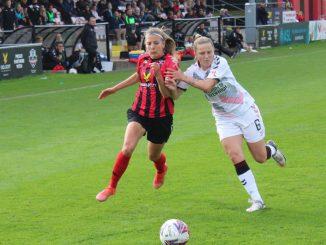 Lewes defeated Charlton Athletic