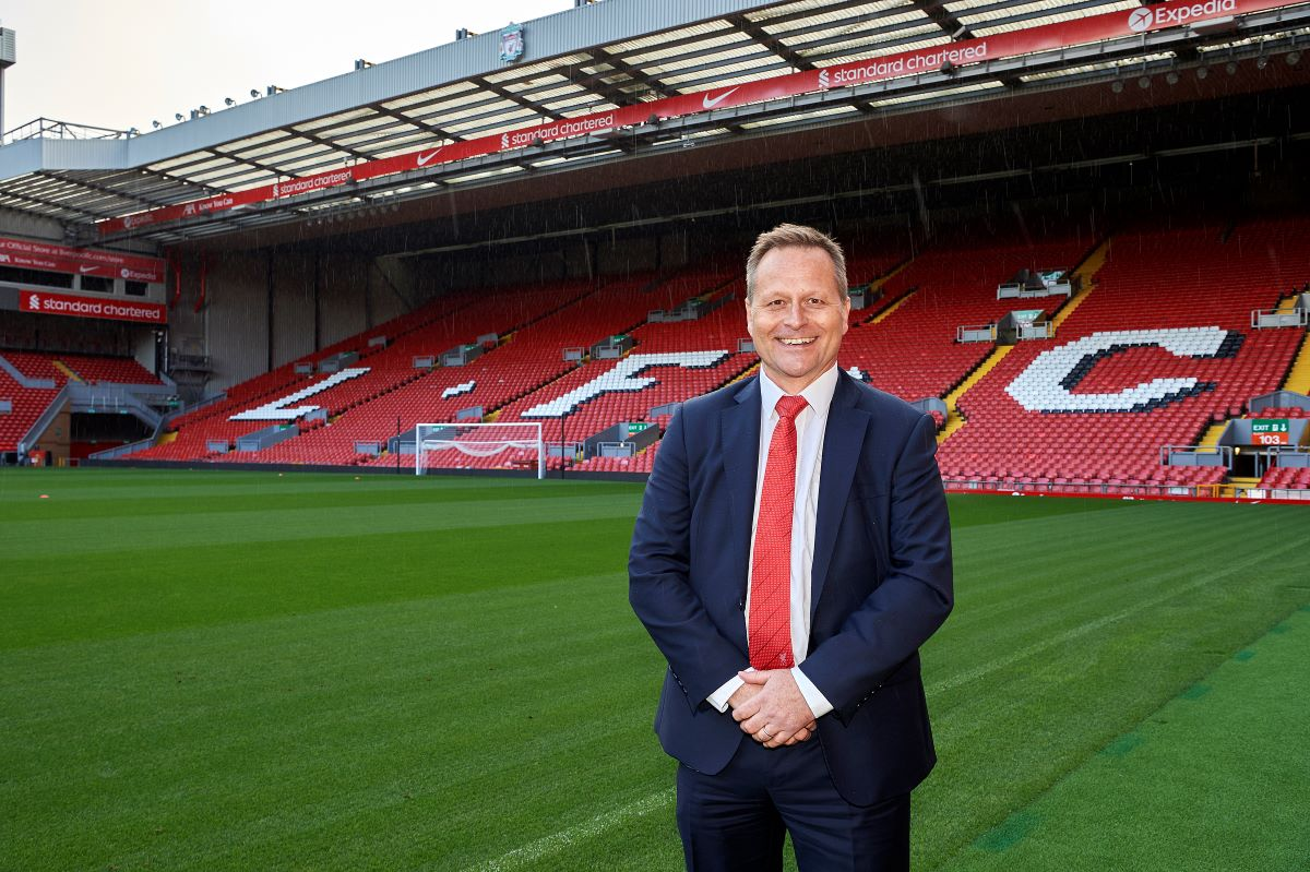 Russ Fraser named as first Managing Director for Liverpool FC Women