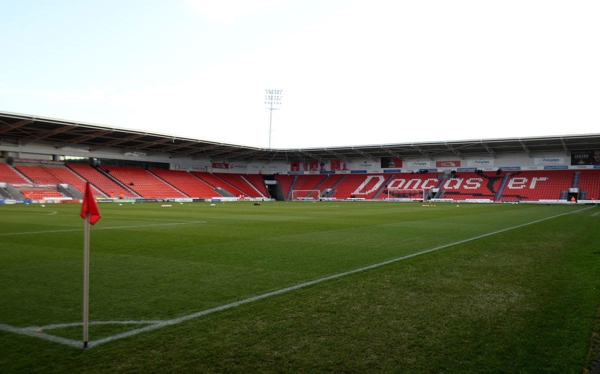 England to play at Doacster Rovers' Keepmoat Stadium