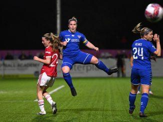 Durham earn Conti Cup points against Man Utd