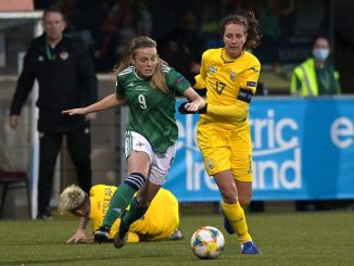 Simone Magill out of Northern Ireland Wembley clash