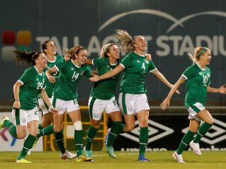Republic of Ireland squad selected for WWC qualifiers