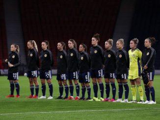 Scotland line up