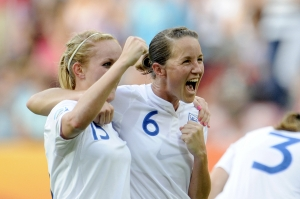 Soccer - FIFA Women's World Cup - England v Japan - Augsburg