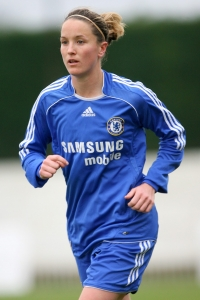 Soccer - FA Nationwide Women's Premier League - Chelsea Ladies v Blackburn Ladies - Metropolitan Police Sports Ground