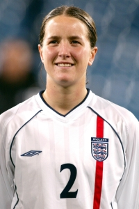 Soccer - UEFA Women's Championship - Qualifying Playoff - First Leg - England v France