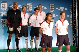 Soccer - England Kit Launch