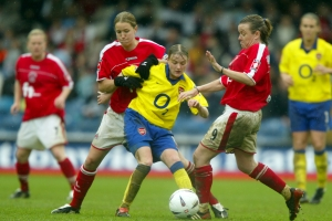Soccer - Nationwide Womens Fa Cup - Final - Charlton Athletic v Arsenal