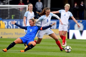 England v France 2018 SheBelieves Cup - 01 Mar 2018