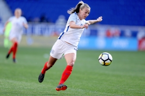 Germany v England 2018 SheBelieves Cup - 04 Mar 2018