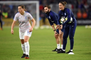 USA v England 2018 SheBelieves Cup - 07 Mar 2018