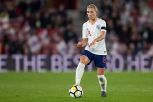 England Women v Wales Ladies - 2019 FIFA Women's World Cup qualifier, Football, St. Mary's Stadium, Southampton, UK, 06 APRIL 2017