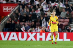 England Women v Wales FIFA 2019 World Cup qualifier 06 Apr 2018