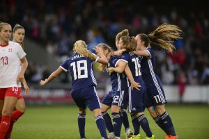 300818 FIFA WWCQ Scot v Switzerland 0016