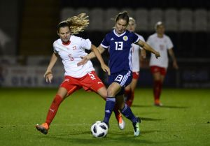 300818 FIFA WWCQ Scot v Switzerland 0035