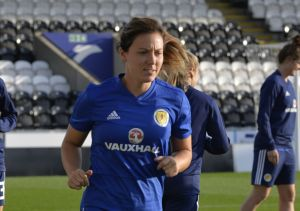 300818 FIFA WWCQ Scot v Switzerland 0041