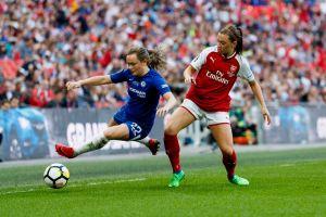 Arsenal Ladies v Chelsea Ladies RC-0213