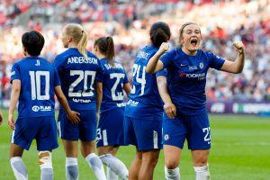 Arsenal Ladies v Chelsea Ladies RC-0662