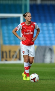 Man City v Arsenal WSL 086